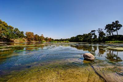Kayaking the Brazos